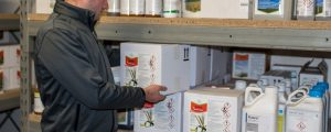 Preisabsprachen bei Pestiziden