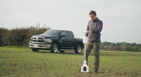 Sekundenschnelle Bodenanalyse mit XLab