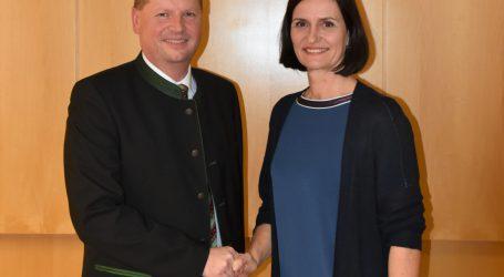 Wolfgang Wallner folgt auf Maria Sauer im OÖ-Bauernbund