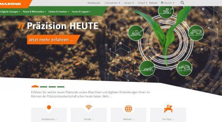 Amazone glänzt mit frischer Website