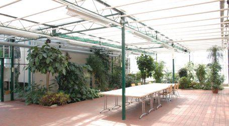 Gartenbauschüler planten begrünte Wintergärten