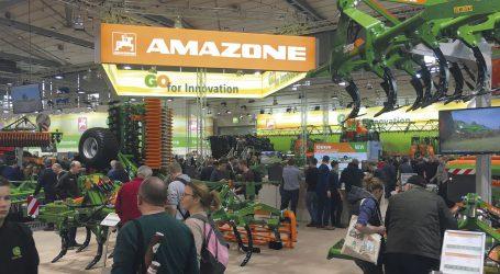 Amazone mit 2019 zufrieden