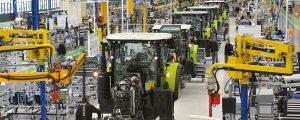 Grünes Licht für Claas-Fabriken in der EU