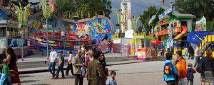 Pause für Wieselburger Volksfest
