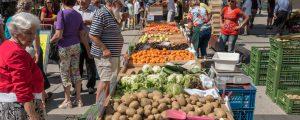 Beste Biopreise beim Bauernmarkt