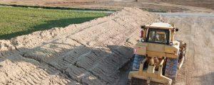 Ärmel aufkrempeln für Bodensicherung