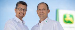 Neue Co-Geschäftsführer für Lagerhaus-Technik