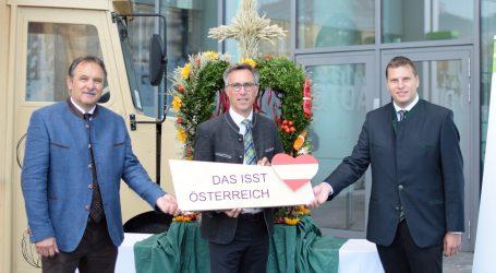 Food-Truck tourt durch Wien