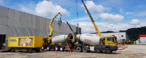 FAIE erweitert sein Logistikzentrum