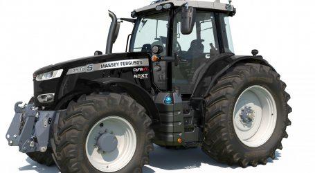 MF 7719 ist der neue Typ von Massey Ferguson