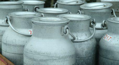 Während Lockdown stiegen Milchexporte