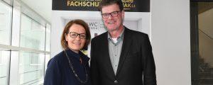 Zwei Direktoren gehen in Pension