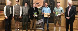 Beste NÖ-Forstabsolventen ausgezeichnet