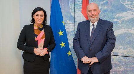 Tschechiens Agrarminister Toman zu Gesprächen in Wien