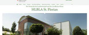 HLBLA St. Florian modernisiert ihre Homepage