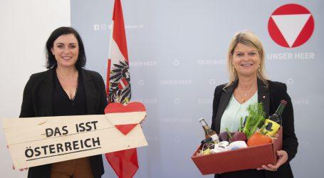 Bundesheer isst regional
