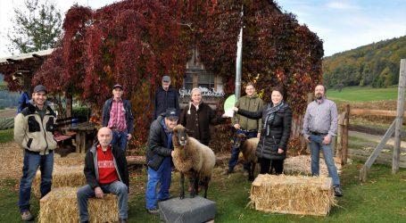 Green-Care-Hoftafel für zertifizierten Bauernhof