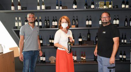 Weinbauschule Krems kultiviert piwi-Sorten