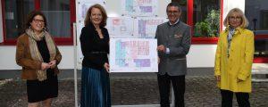 Ab Mai 2021 surren in Mistelbach die Kräne