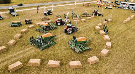 Steyr – Traktoren rollen ins Baltikum