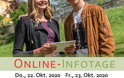 HBLA Pitzelstätten bietet Infotage online