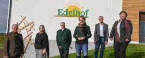 LFS Edelhof sorgt für kühle Verhältnisse