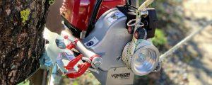 Portable Winch: Entdecke die neue Winde
