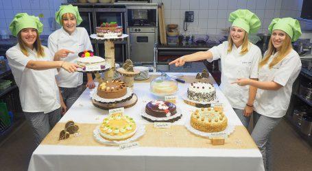 LFS Warth vermittelt Handwerk der Zuckerbäckerei