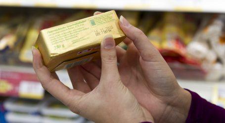Ergebnisse des Store-Checks bei Butter