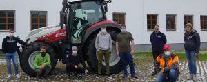 Landtechnikfirma kooperiert mit LFS Warth