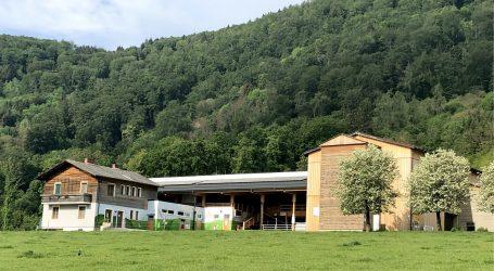 Bioschule Grottenhof setzt auf Technik im Stall