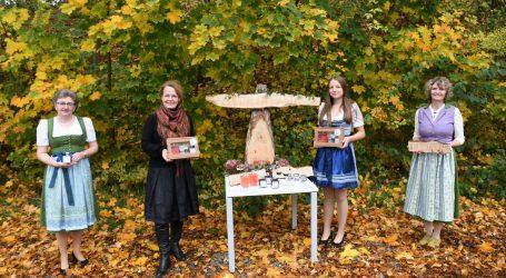Sooßer Schülerinnen gründen ihre Kräuter-Company