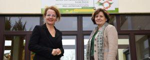 Erna Stiermaier übergibt Leitung der LFS Zwettl-Edelhof