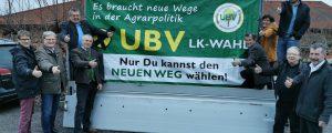 Was der Unabhängige Bauernverband UBV vertritt