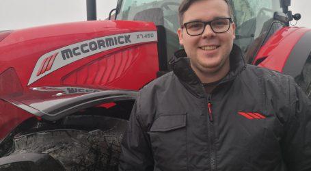 Mehr Manpower für Landini-McCormick