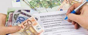 Entlastungen wirken beim Einkommensplus