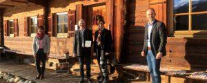 Erster Green Care Auszeithof in Tirol