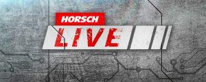 Drei Tage voller Wissen bei Horsch live