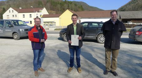 Ausgezeichnete Abschlüsse für Forstfacharbeiter