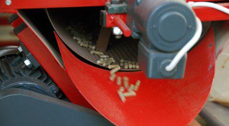Befeuerte Umsätze der Pelletbranche