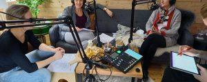 Podcast Heugeflüster on air
