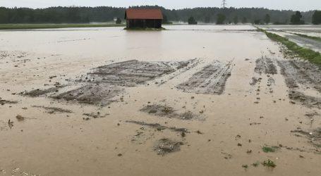 Verheerende Unwetter im Südosten Österreichs