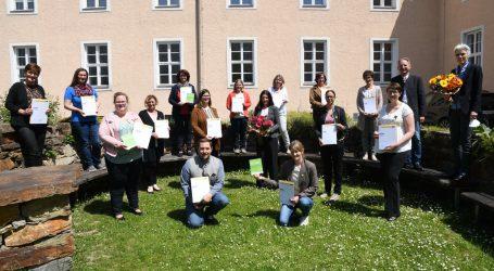 LFS-Lehrer in Green Care geschult