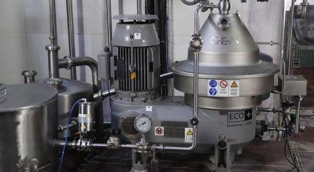 Ghee Erzeugung mit GEA Separator effizienter