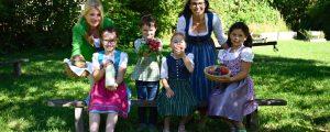 Bauerinnen besuchen Schulen zum Wissenstransfer