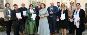 Fachvorstände in NÖ LFS besetzt
