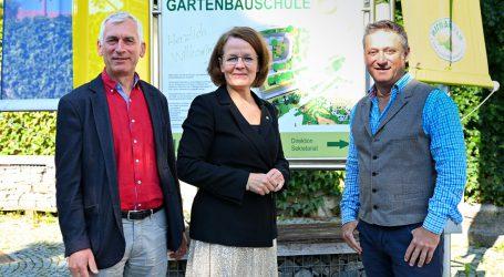 Gartenbauschule Langenlois floriert