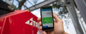 Trioliet Futtermanagement-App TFM gratis zu haben