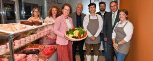 Hollabrunner Schul-Hofladen geht in Betrieb